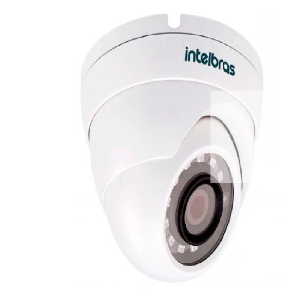 Câmera infravermelho multi hd 4 em 1 intelbras vhd 3220 d