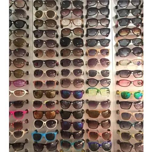 Kit 100 óculos de sol p/revende atacado promocao