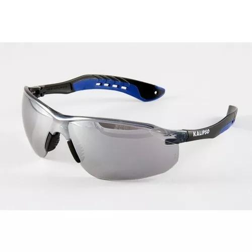 Oculos cinza espelhado jamaica kalipso seg - ca 35156
