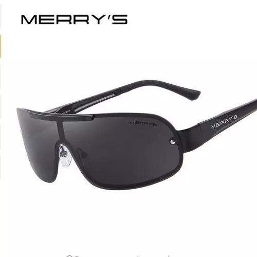 Oculos masculino polarizado merrys italiano original.