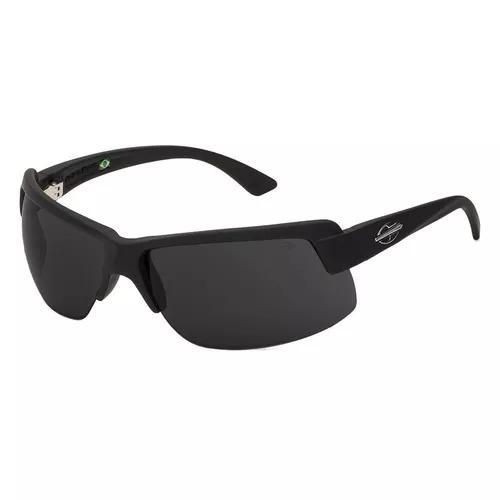Oculos mormaii gamboa air 3 441a1401 preto fosco lente cinza