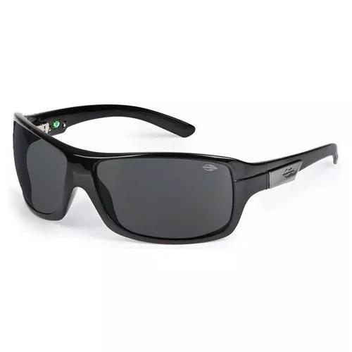Oculos sol mormaii galapagos 15477701 preto brilho lt cinza