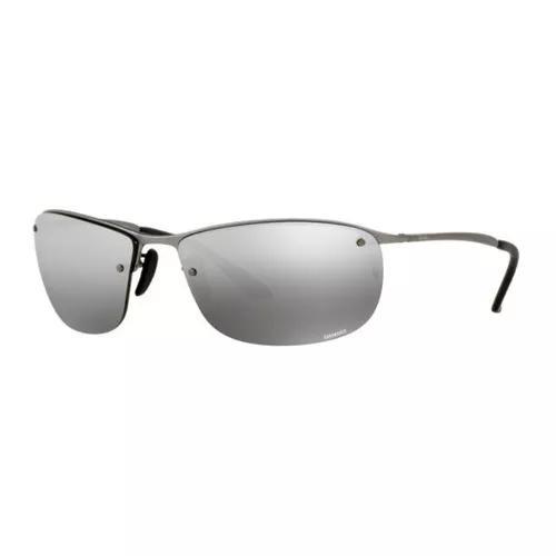 Oculos sol ray ban rb3542 029/5j 63mm chromance polarizada