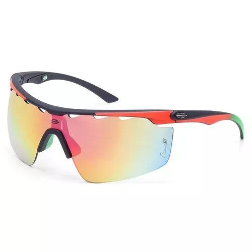 Oculos solar mormaii athlon 4 m0042aab11 vermelho