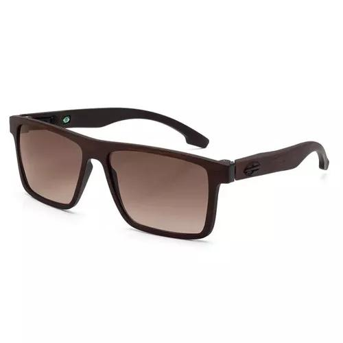 Oculos solar mormaii banks m0050j4734 marrom madeira