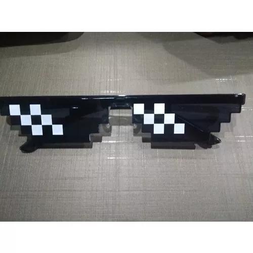 Oculos vida loka, tug life, pixel art, curticao ocklinho