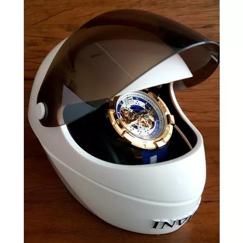Relógio invicta lançamento s1 capacete 28588 original.
