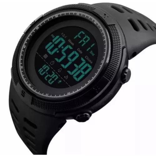Relógio masculino a prova d'água skmei 1251 original