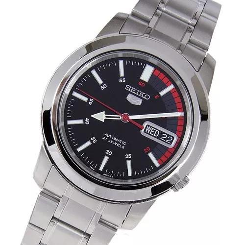 Relógio masculino seiko automático snkk31k1