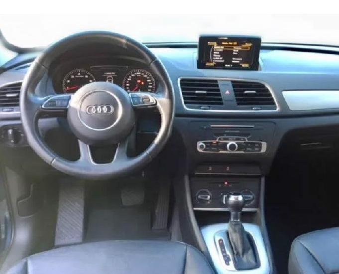 Audi q3 1.4 tfsi 150 cv 2016 prata blindado
