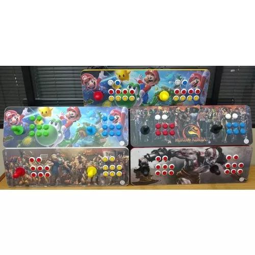 Controle arcade para raspberry, pc, note zero delay