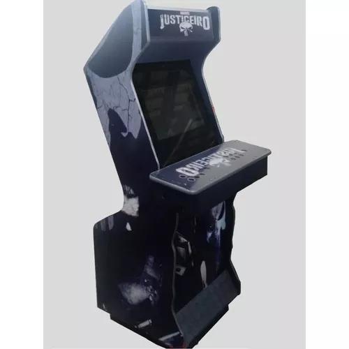Fliperama arcade retro 12 mil jogos