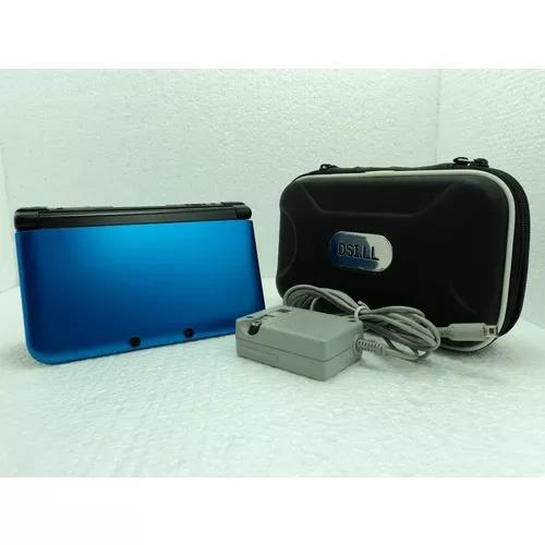 Nintendo 3ds xl azul - a pronta entrega + frete gratis!!!