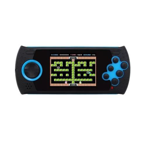 Novo md play gopher azul mega drive portátil