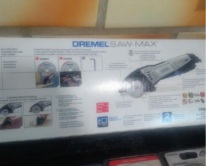 Serra circular dremel saw max. r$ 380,00.