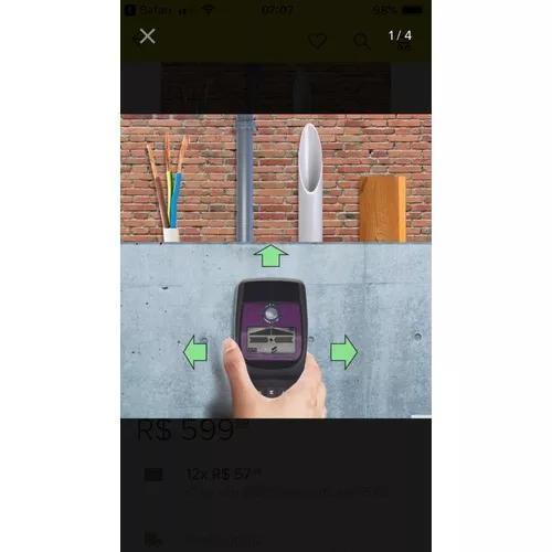 Aluguel e locação de scanner de parede