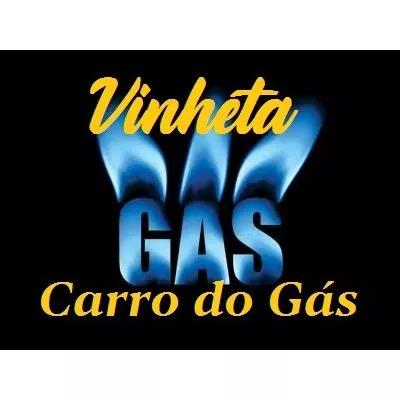Carro do gás vinheta