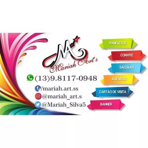 Cartão de visita, panfleto, banner, convites, artes