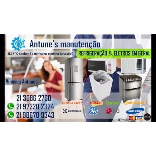 Consertos - Geladeiras, Maq De Lavar, Ar Condicionado E Etc.
