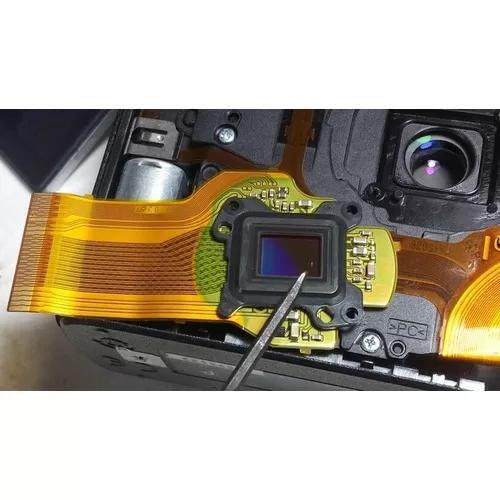 Coserto cameras digitais analogicas e limpeza de fungos