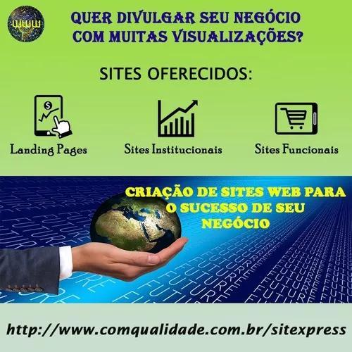 Criação de sites web