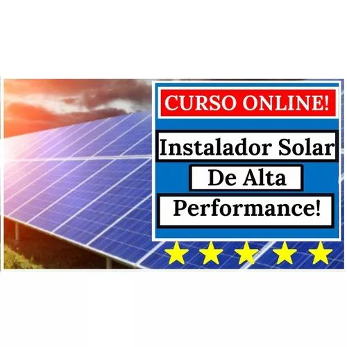 Curso energia solar instalador seja nosso parceiro trabalho