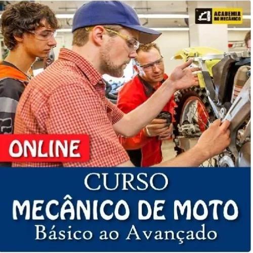 Curso mecânico de moto completo | acad