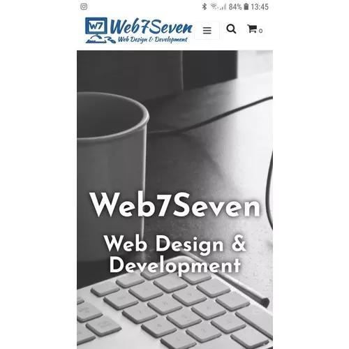 Desenvolvimento de websites - loja virtual (e-commerce)