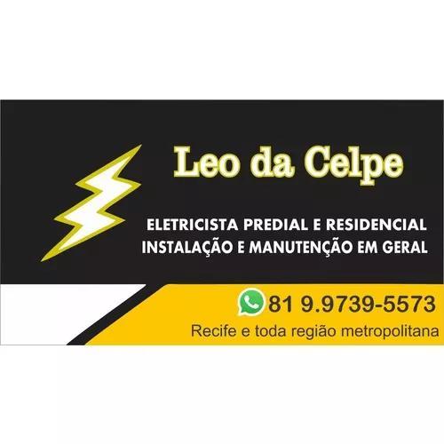 Eletricista profissional de baixa e media tensão.