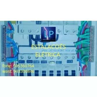 Eletricista residencial, predial, industrial e comandos.