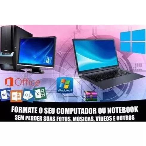 Formatação e backup de arquivos. sist