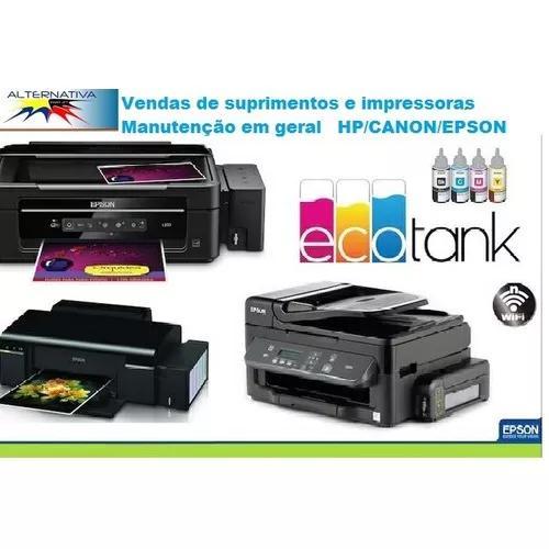 Impressoras vendas e manutenção