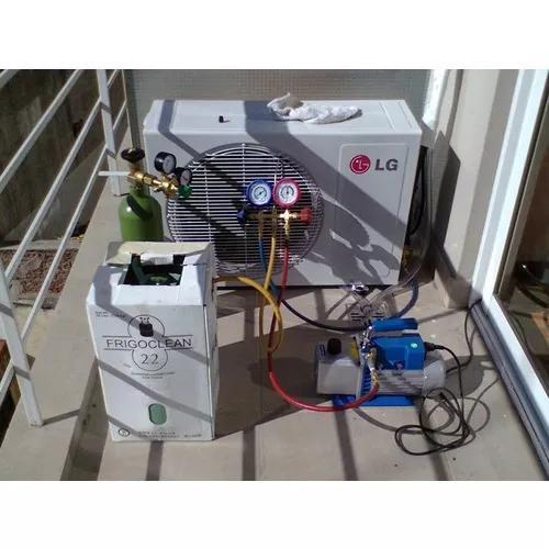 Instalador ar condicionado ate 60000btu.