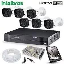 Instalação câmeras de segurança para são paulo