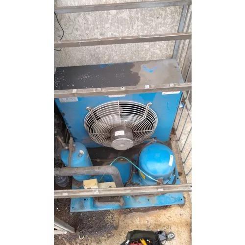 Instalação e manutenção de refrigeração