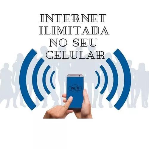 Internet ilimitada 4g chip