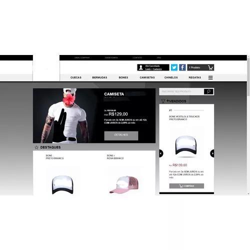 Loja virtual - consultoria completa pagseguro e paypal