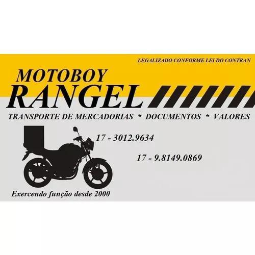 Motoboy motofrete