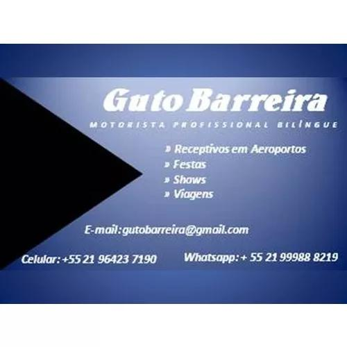 Motorista profissional bilingue