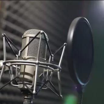 Narração de vídeos, chamadas para eventos, audiobooks