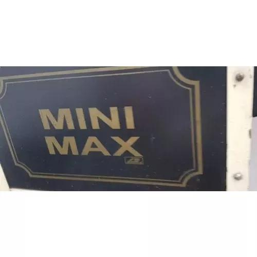 Perfuradora eletrica lassane minimax