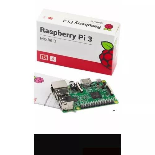 Programação de raspberry