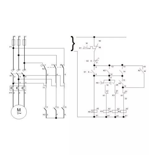 Realização e manutenção de diagramas elétricos