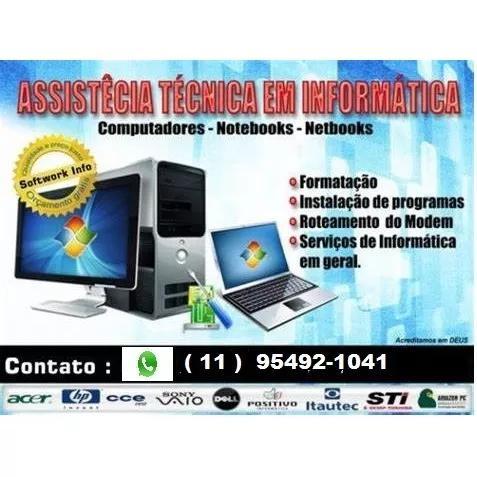 Serviços assistência tecnica