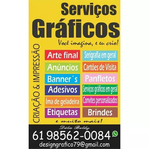Serviços gráficos