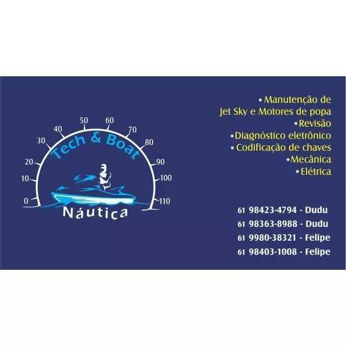 Tech & boat náutica