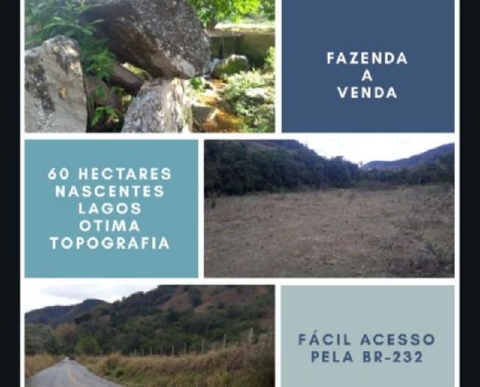 Terreno 60hectares em área de expansão urbana em santana