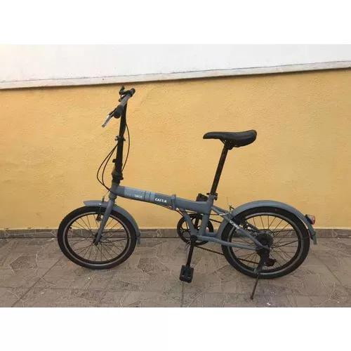 Vende-se bicicleta dobrável