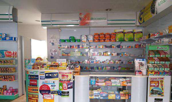 Vende-se farmácia / drogaria