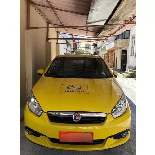 Vendo carro e alugo autonomia taxi rj. grand siena 2016 novo